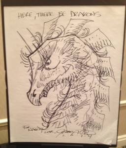 James Owen Dragons