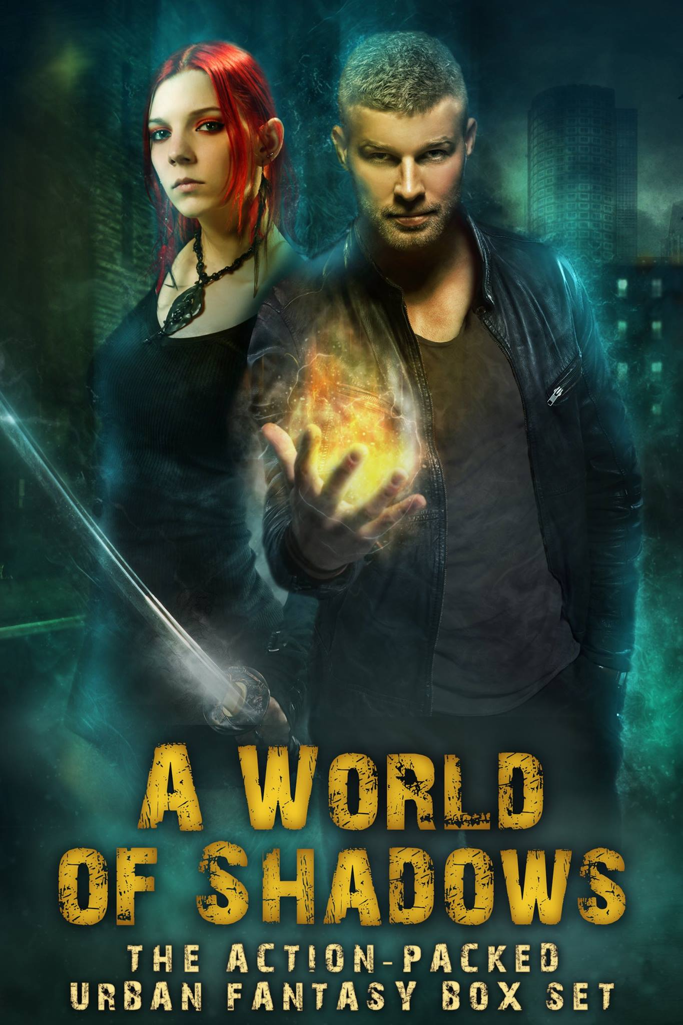 A World of Shadows Cover